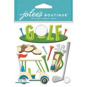 E5021955 JOLLES STICKERS-GOLF