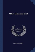 Abbot Memorial Book