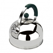 GAOLILI Home 3.5L Flute Automatic Lift Cover Open Kettle Stove Pot