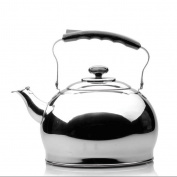 GAOLILI 304 Stainless Steel Kettle Gas Kettle, Gas Kettle Household Teapot Universal