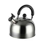 GAOLILI Stainless Steel Kettle Whistle Kettle Large Capacity Kettle Gas - Fired Induction Cooker General 3L