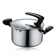 SDS-COM Milk Pot Stainless Steel Pot 20Cm