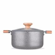SDS-COM Large Capacity Cooker Cooker Boil Cooker Gas General 22Cm