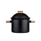 SDS-COM Creative Large-Capacity Soup Pot Non-Stick Soot Pan with 20Cm