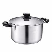 SDS-COM 304 Stainless Steel Pot Deepen The Deepening Induction Cooker Gas General 20Cm