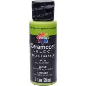 Plaid:Delta 04014 Ceramcoat Select Multi-Surface Paint, 60ml, Gecko