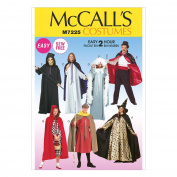 Mccalls M7225 Adult & Teen Sewing Pattern