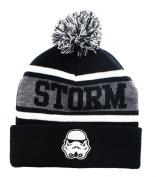 Star Wars Stormtrooper Pom Beanie