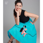 Simplicity Skirts and Pants Art and Craft Sewing Template