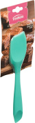 Trudeau 09915131 2 in 1 Small Cooking Spatula, Teal