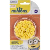 Wilton 710-4610 Despicable Me Minions Sprinkles, Yellow