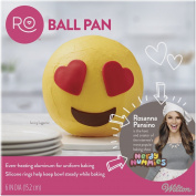 Rosanna Pansino Ball Pan, 15cm Diameter by Wilton
