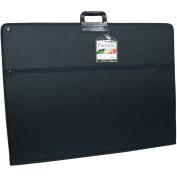 RF2331US Soft Black Nylon Portfolio-60cm x 80cm