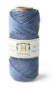 Hemp Cord Spool 20# 60m/Pkg-Dusty Blue
