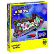 Faber-Castell 1275 Creativity for Kids Light Up Marquee Playset