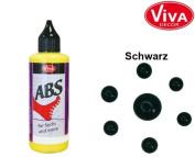 Viva Decor Vdabs121-80110 Abs Sock Stop Paint 82ml-Black