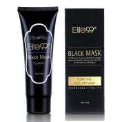 Elite99 Charcoal Mask Blackhead Remover Peel Off Facial Cleaning Black Face Mask