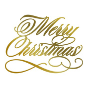 Couture Creations Anna Griffin Hotfoil Stamp-Merry Christmas