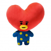 BKpearl BTS Small Plush Puppets Toy Bangtan Boys Plush doll for A.R.M.Y Home Decor