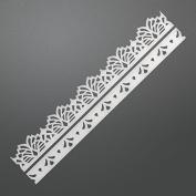 Couture Creations Ornamental Affair Die-Finley Border, 2.8cm x 15cm
