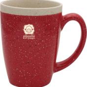 K1C2 KH115-RE Knit Happy Retreat Mug 470ml-Red