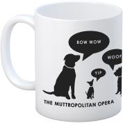 Muttropolitan Opera Mug 330ml-