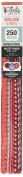 3 Birds 33017 Dimensional Quilling Paper .320cm 250/Pkg-Reds