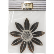 Salvaged, by BCI Crafts Stamped Metal, Sunflower