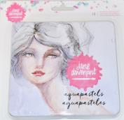 Jane Davenport Aquapastels