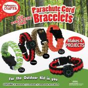 Survival Paracord Bracelets Craft Kit-