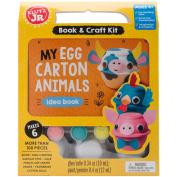 Klutz Jr. Egg Carton Animals