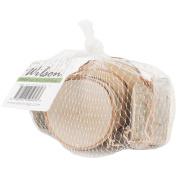 WILSON ENTERPRISES INC 10032592 Birch Wood Bag of Slices 8Pc