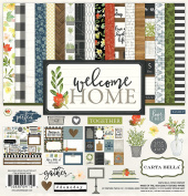 Carta Bella Paper Company Welcome Home Collection Kit