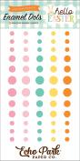 Echo Park Paper Company Hello Easter Enamel Dots