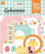 Echo Park Paper Company Hello Easter Ephemera