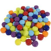 Diamond Tech Crafts MS34616 Mosaic Dots 0.5kg-Multi-Colour