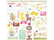 Photoplay Paper PHTBL2435 Bloom Sticker Elements