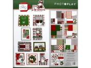 Photoplay Paper Photo Play M4P Christmas Card Kit