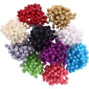 Heartfelt Creations Bead Stamens Medium HCS14593, 10 Bundles 72/bundle