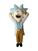 Rick and Morty Stuffed Plush Toy