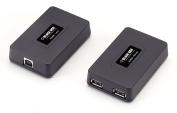 Black Box USB 1.1 EXTENDER 2 PORT CATx