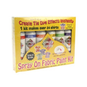 Simply Spray Party Kit- 6 Cans of Colour Included