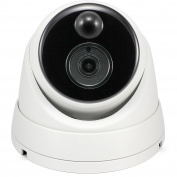 Swann SWPRO-5MPMSD-US 5MP PIR Motion Sensor and 30m of Night Vision Add-On Dome Camera, White