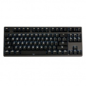 Deck Gaming Francium Pro Keyboard. 87 Key With White Leds And Brown Mx Key-Switc