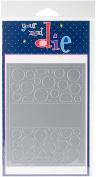 Your Next Stamp YNSD511 Die-Circle Panel