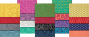 Tula Pink True Colours New 25cm Squares 42 25cm Squares Layer Cake Free Spirit