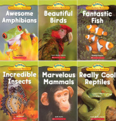 Animal Groups: Science Vocabulary Readers Set
