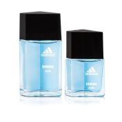 Adidas Fragrance Moves for Him 2 PC - 15ml Eau de Toilette, 30ml Eau de Toilette
