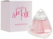Mauboussin Lovely A La Folie Eau De Parfums Spray for Women, 50ml
