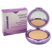 Covermark Women's #1 Waterproof Compact Powder, Normal Skin, 10ml